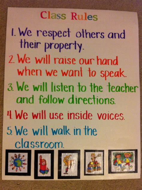 classroom layout rules class rules written in we will different rules but we