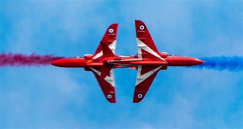 airshow news prime time slot  red arrows  haven great yarmouth air show flying times