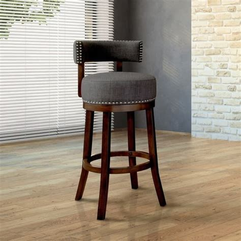Furniture Of America Fendeson Contemporary Fabric Nailhead Swivel Bar Stool by 62 Best Kitchen Images On Area Rugs Dining