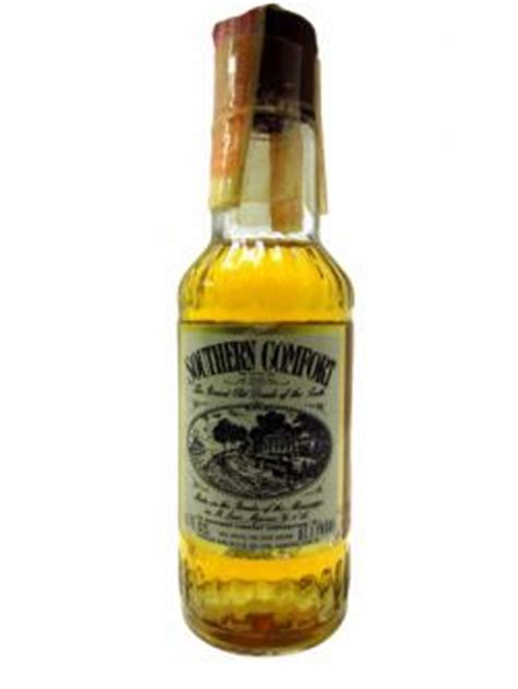 How Much Does A Bottle Of Southern Comfort Cost by Miniature Of Whisky Liqueurs Southern Comfort Miniature
