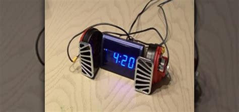 how to make the world s loudest alarm clock 171 hacks mods circuitry gadget hacks