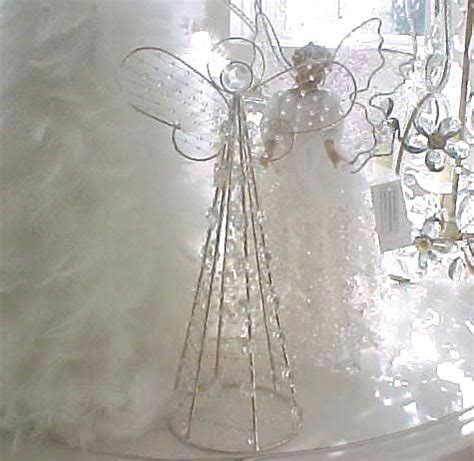 shabby chic tree toppers shabby prisms chic tree topper