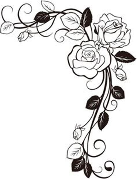 flowers flowers silhouettes vectors clipart svg