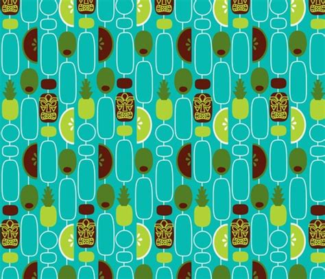 pattern color scheme new tiki weekend color scheme tiki weekend pinterest