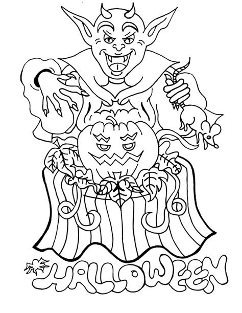 coloring pages for halloween printable free printable halloween coloring pages for kids