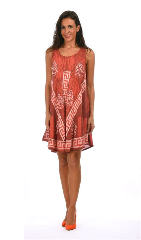 Dress Batik 15 new kushi batik print tunic kaftan summer evening top dress ebay