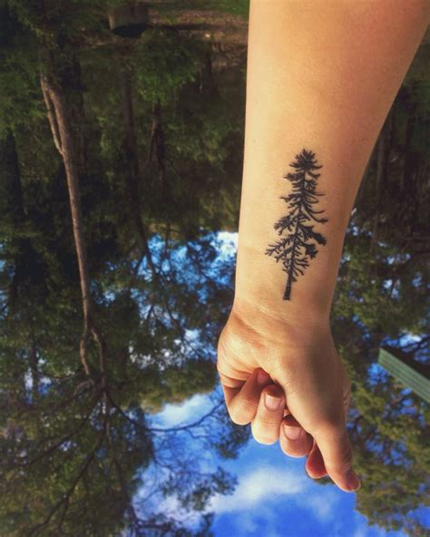 little tree tattoo tree tattoos pictures to pin on tattooskid