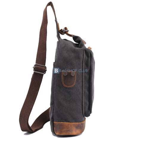 Canvas Sling Bag canvas sling bags backpack bag shop club