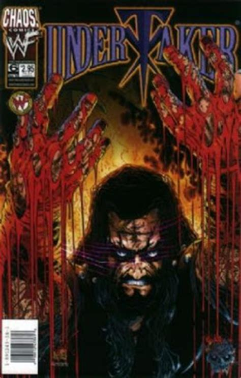 the undertaker s books pop culture shop undertaker 3 comic books wwf