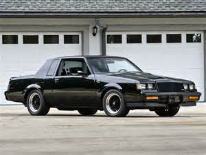 Grand National Buick Regal 1984 87 Buick Regal Grand National 1983 87