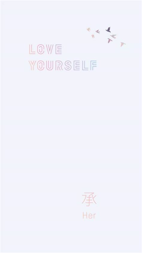 wallpaper bts love yourself bts wallpaper love yourself her aesthetics army s amino