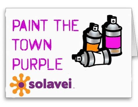 33 best images about paint the town purple on