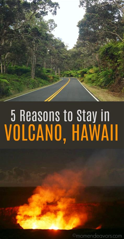 five luxurious reasons to stay 5 reasons to stay in volcano hawaii