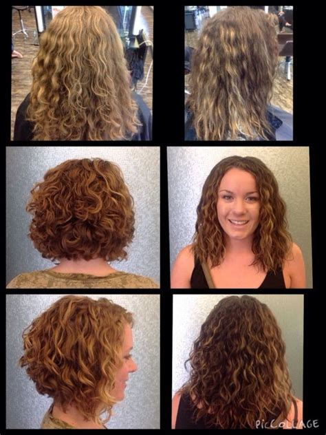 deva curl hairstyles for short hair deva curl before and afters by emily emily at hair