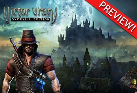 victor vran overkill edition pre review diablo 3 fans are