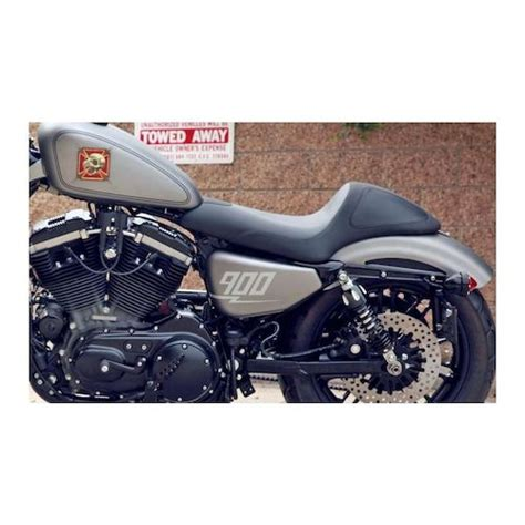 roland sands cafe sportster seat roland sands cafe seat for harley sportster 2004 2016