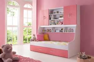 lit fille avec rangement maison design wiblia