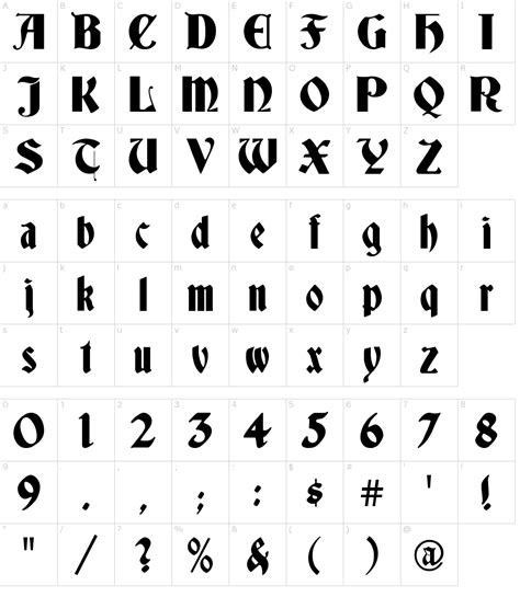 deutsch gothic font download free preview font deutsch gothic deutsch gothic font download
