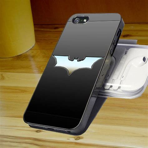 Silver Batman Cover For Iphone 4 4s 5 5s batman logo silver iphone 5 iphone 4 4s