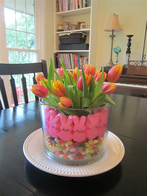 centerpiece for acts easter dinner my pinterest