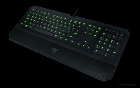 Keyboard Razer Deathstalker razer announces deathstalker keyboard and kraken headphones