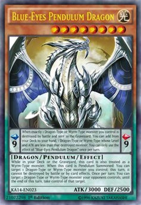 Kartu Yugioh Rune Pendulum Common pendulum holo yugioh card odds n ends via listia dragons anime