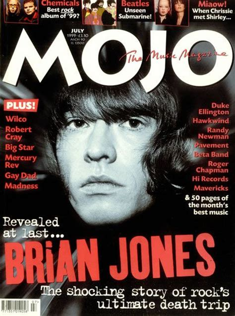 has the riddle of rolling stone brian joness death been brian jones mojo magazine brian jones the rolling