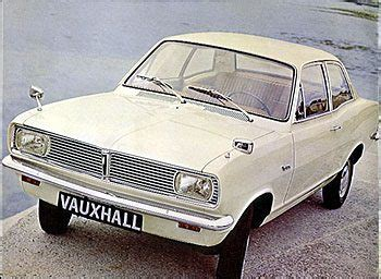 vauxhall viva phil seeds virtual car museum