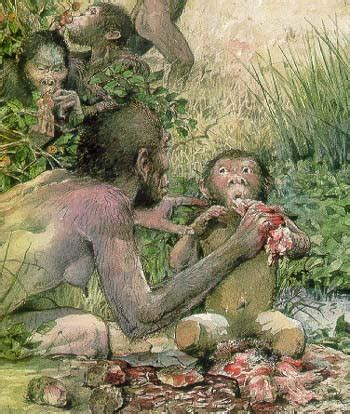 alimentazione nel paleolitico dal paleolitico al neolitico alimentandoduepuntozero