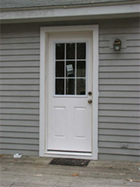 Exterior Doors With Windows That Open by Exterior Doors Boston Ma Northshore Window And Siding