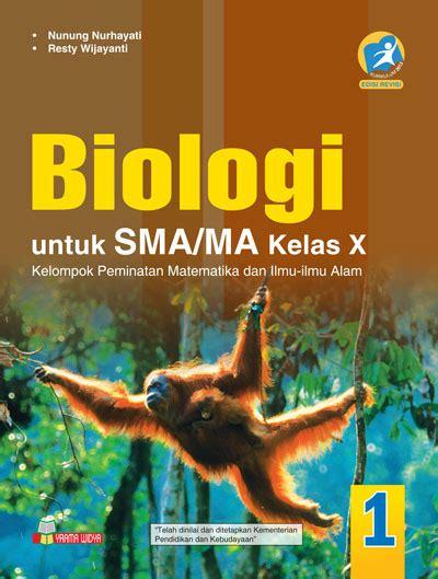 Geografi Untuk Sma Ma Kelas X Kurikulum 2013 Nasional 1 Yasinto S buku biologi sma ma kelas x peminatan kurikulum 2013 rev