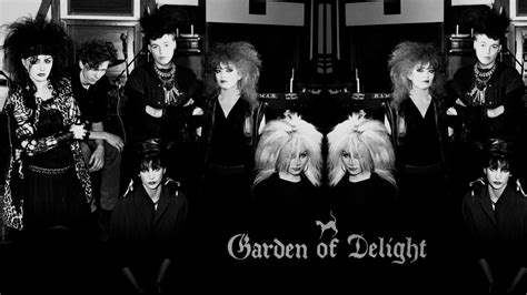 Garden Of Band Garden Of Delight Some Centuries Late