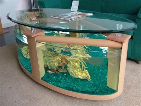 Aquarium Pool Table by 1000 Ideas About Fish Tank Table On Coffee