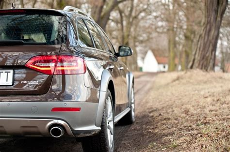 Audi A4 zdj?cie Audi A4 Allroad quattro foto