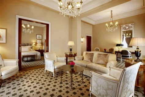 in suite for luxury hotel grande bretagne athens