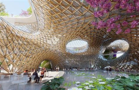 Chicagos Eco Shopping Mall by Wooden Orchids Shopping Complex In China By Vincent
