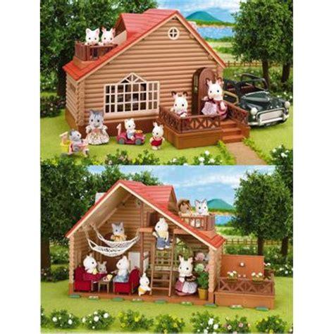 Sylvanian Cottage by Cottage Sylvanian Families Ebay