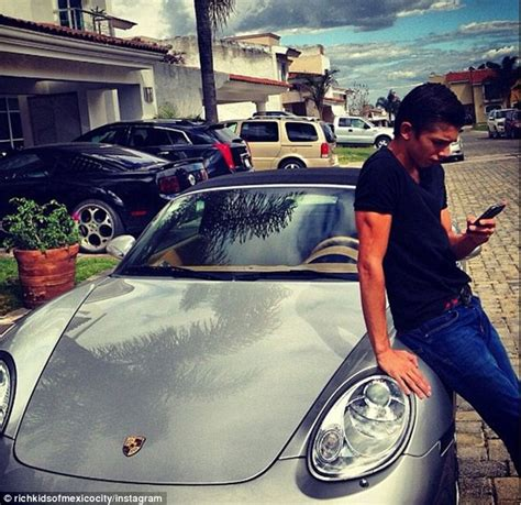 The Richest In Limpopo Html Autos Post by Rich Of Mexican Elite Mirreyes Use Instagram To Show Their Wealth Daily Mail