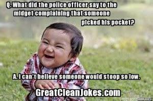 Midget Meme - funny midget meme great clean jokes