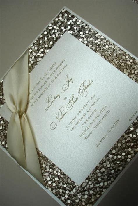 High End Wedding Invitations