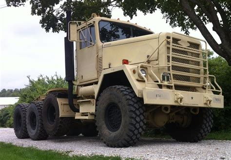 car and truck talk missouri to use military acoustic weapon to m920 8x6 military tractor truck 400hp cummins diesel