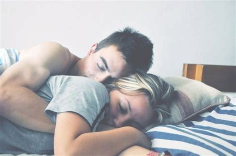 couple in bed tumblr couple love cuddle cute dtc image 494416 on favim com