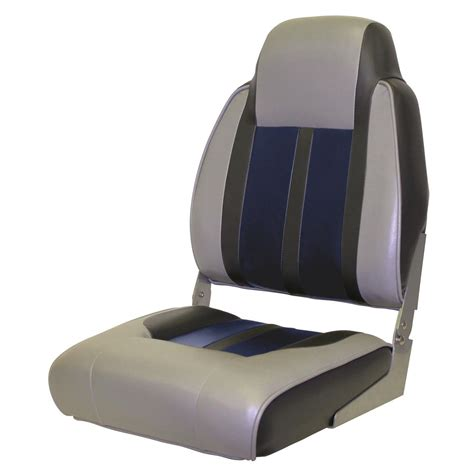 back to back boat seats for sale canada wise sportsman 1 high back boat seat 671375 pontoon