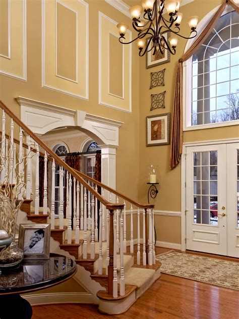 how to decorate a foyer 93 best images about high ceilings on pinterest tall