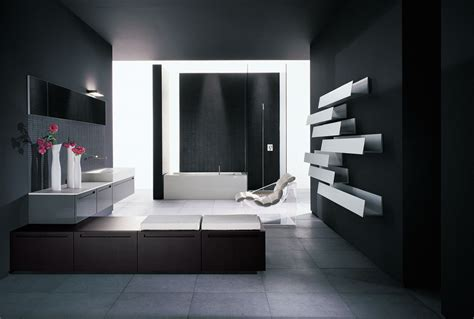 interior design ideas for bathrooms big bathroom inspirations from boffi digsdigs