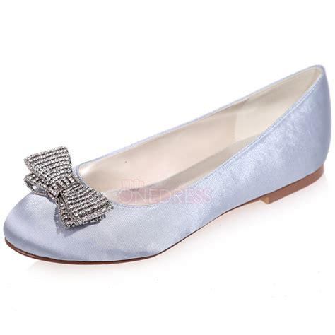 Formal Flats For Wedding by S Satin Flat Wedding Bridal Shoes Prom Evening