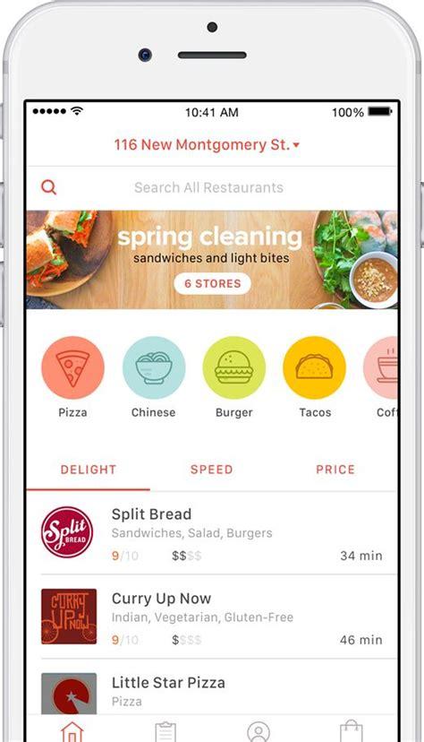 doordash restaurant service 25 best ideas about restaurant service on