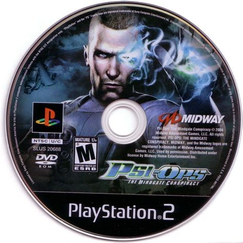 Ps2 Upgrade Disk psi ops the mindgate conspiracy usa iso