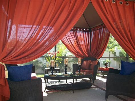 outdoor curtains for pergola best 25 gazebo curtains ideas on pinterest curtains for
