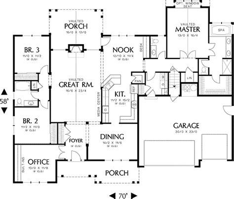 split two bedroom layout house plans split bedroom layout house design plans